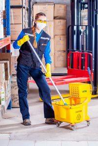 Empresas de limpieza profesionales, principales ventajas de su contratación.
