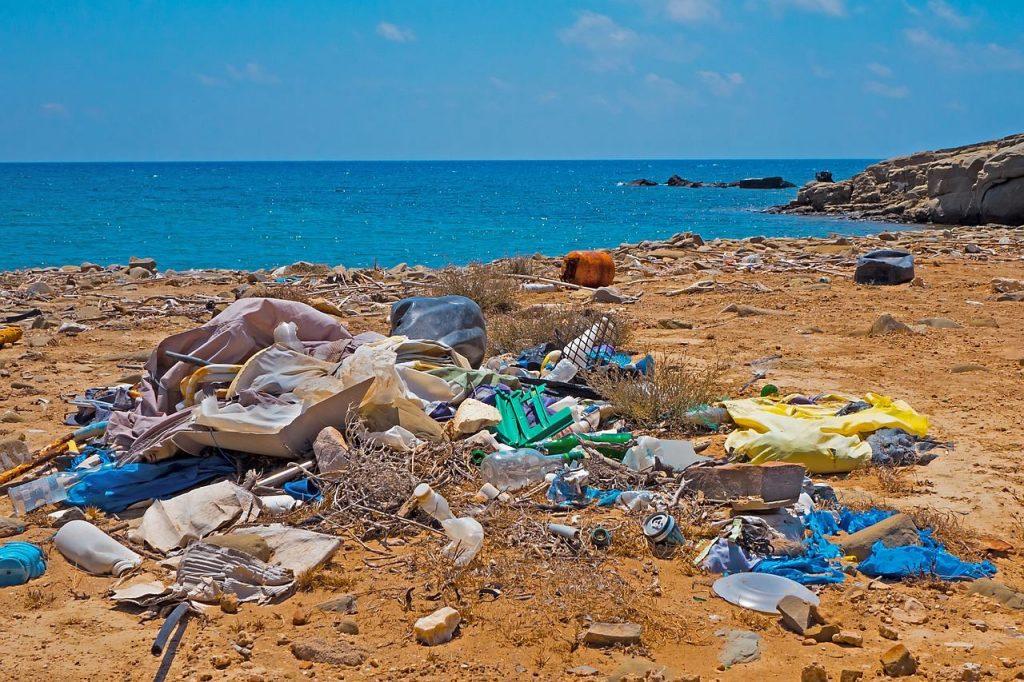 Las toneladas de plásticos y otros productos que diariamente son vertidas al mar, está acabando con la vida en nuestro planeta.